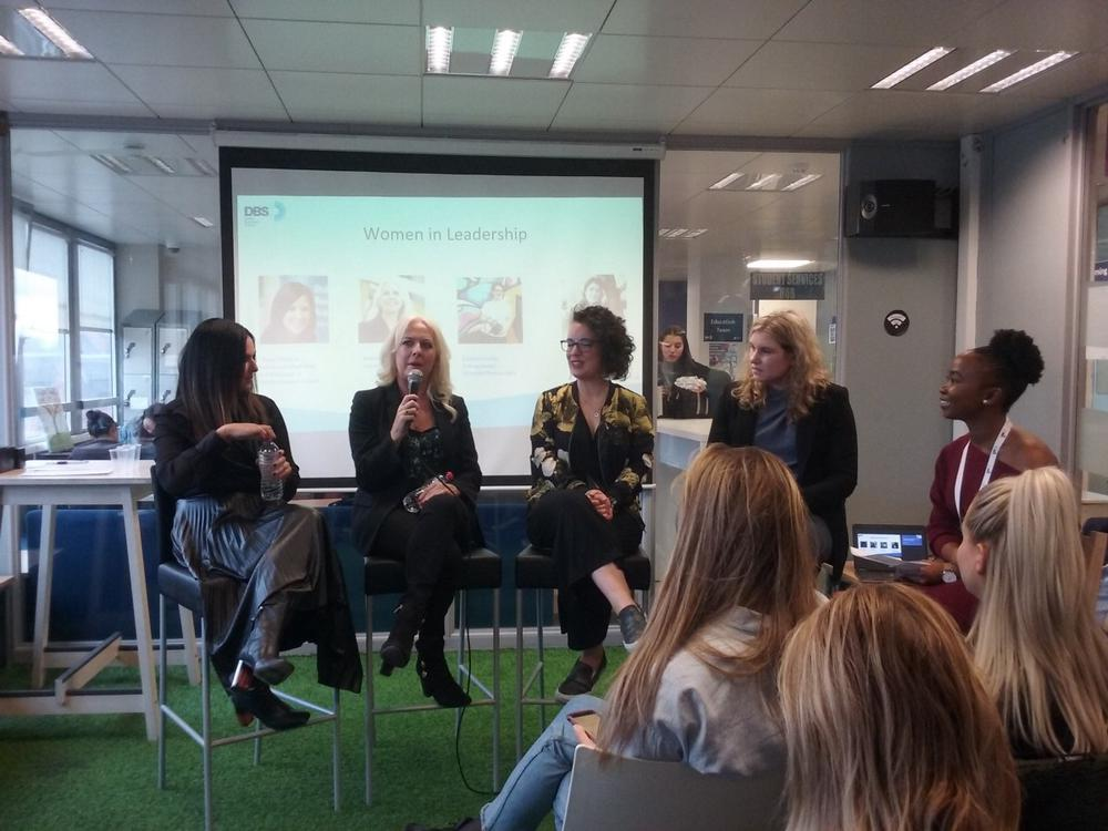 Women in Business panel