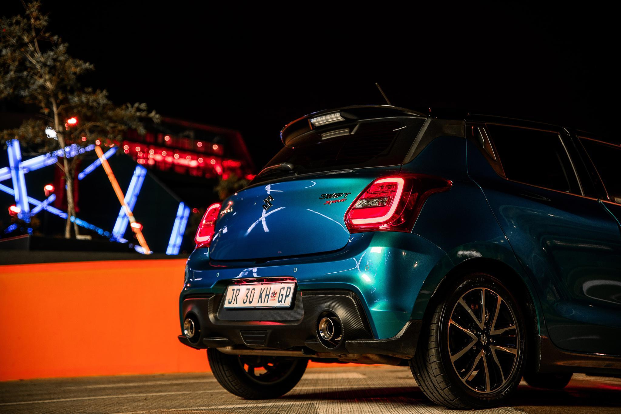 The Suzuki Swift Sport 1.4T